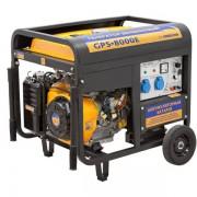 Бензиновый генератор SADKO GPS 8000Е
