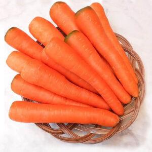 Морковь Длинная Красная (бессерцевидная)