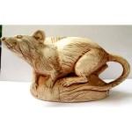 Подсвечник крыса