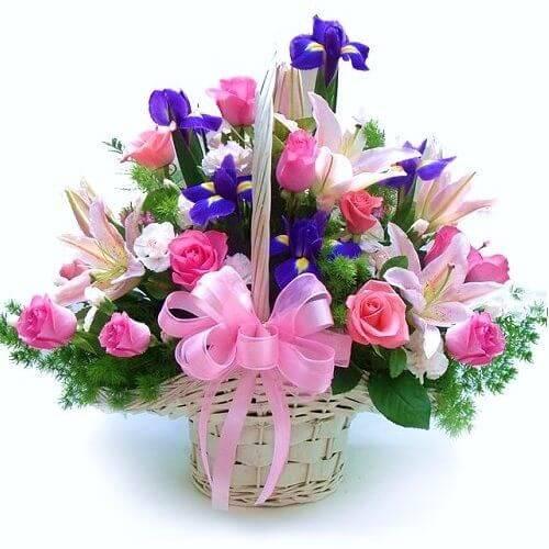 красивые букеты фото цветов