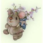 мышка с рюкзачком