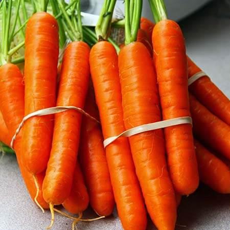 Морковь Танец огня