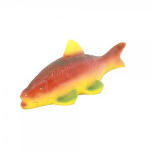Садовая фигура для пруда Рыбка красная