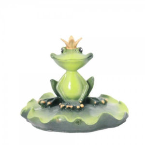 Садовая фигура для пруда Царевна Лягушка