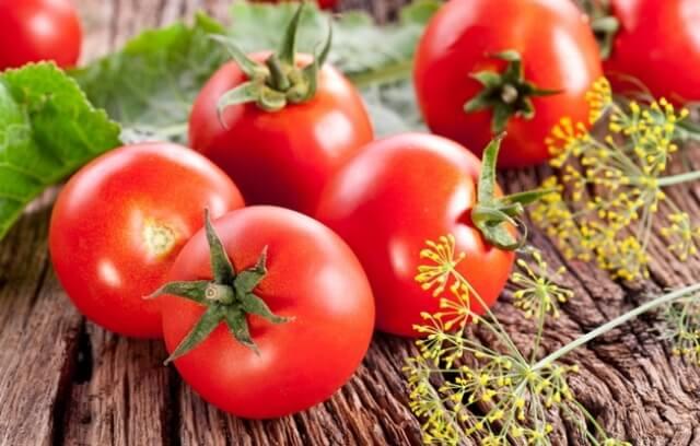 Лучшие сорта красных помидор