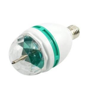 led full color rotating lamp