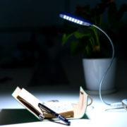 usb лампа для чтения