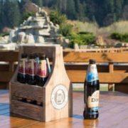 Ящик для пива подарочный