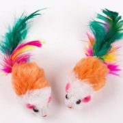 Игрушка для кошки мышка