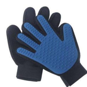 перчатка для вычесывания