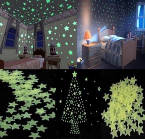 Звезды на потолок