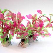 Искусственное аквариумное растение Людвигия