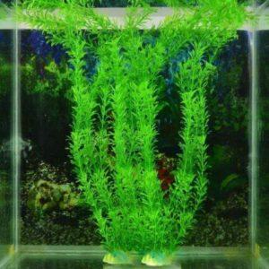 Искусственное растение для аквариума Элодея