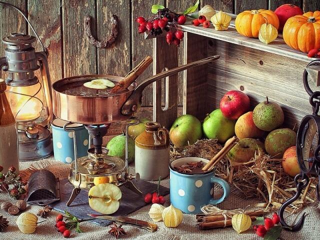 пищевая ценность овощей и фруктов
