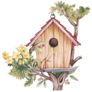Скворечники и кормушки для птиц
