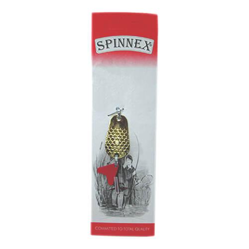 Блесна Spinnex Pike 8 г. Золото