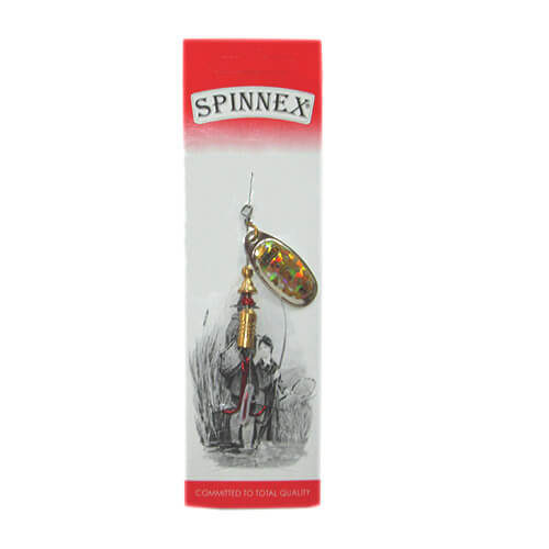 Вращающаяся блесна Spinnex col.43