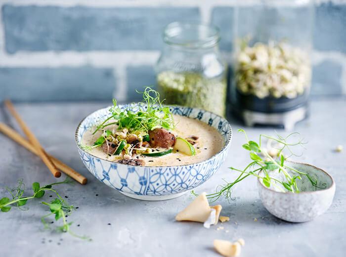 ростки брокколи в пищу