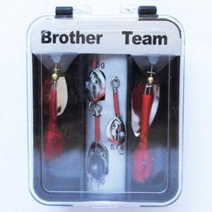 Набор блесен Brother Team