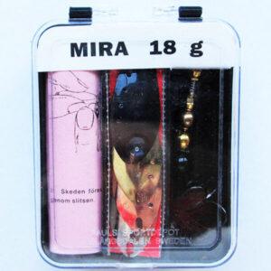 Набор блесен Mira 18 g